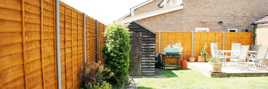 overlap, fence services