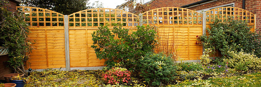 overlap fencing, bearsted